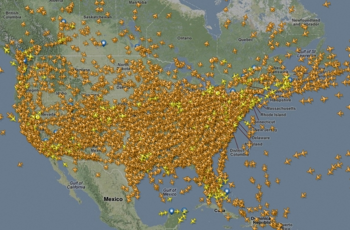 real-time-flight-tracking
